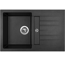 Sinks CRYSTAL 780 Metalblack - Sinks