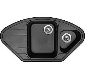 Sinks LOTUS 960.1 Metalblack - Sinks