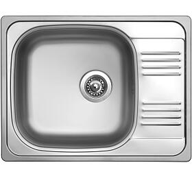 Sinks GRAND 652 V 0,8mm leštěný - Sinks