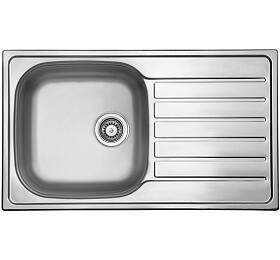 Sinks HYPNOS 860 V 0,8mm leštěný - Sinks