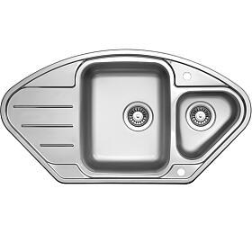 Sinks LOTUS 945.1 V 0,8mm leštěný - Sinks