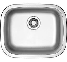 Sinks NEPTUN 526 V 0,6mm matný - Sinks