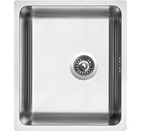 Sinks BLOCK 380 V 1mm kartáčovaný - Sinks