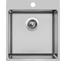 Sinks BLOCKER 450 V 1mm kartáčovaný - Sinks