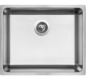 Sinks BLOCK 540 V 1mm kartáčovaný - Sinks