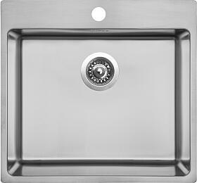 Sinks BLOCKER 550 V 1mm kartáčovaný - Sinks
