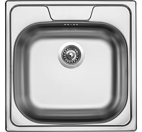 Sinks CLASSIC 480 V 0,8mm leštěný - Sinks