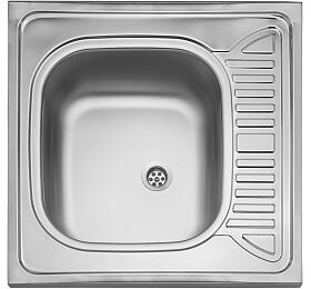 Sinks CLP-D 600 M 0,5mm matný - Sinks