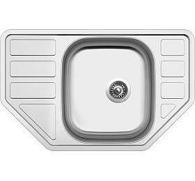 Sinks CORNO 770 V 0,6mm matný - Sinks