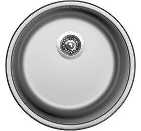 Sinks ROUND 450 V 0,6mm matný - Sinks