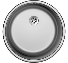 Sinks ROUND 450 M 0,6mm matný - Sinks