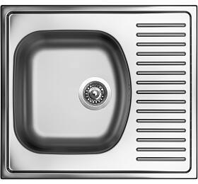 Sinks SHORT 580 V 0,5mm matný - Sinks
