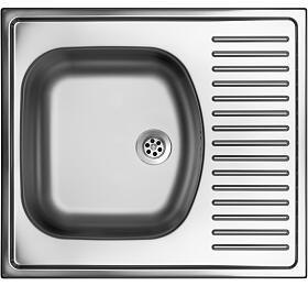 Sinks SHORT 580 M 0,5mm matný - Sinks