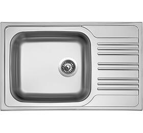 Sinks STAR 780 XXL V 0,7mm matný - Sinks