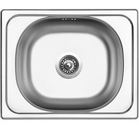Sinks CLASSIC 500 V 0,6mm matný - Sinks