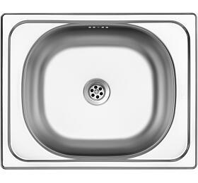 Sinks CLASSIC 500 M 0,6mm matný - Sinks