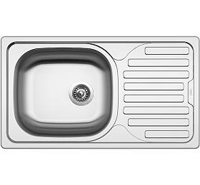 Sinks CLASSIC 760 V 0,6mm matný - Sinks