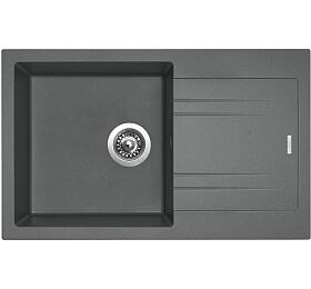 Sinks LINEA 780 N Titanium - Sinks