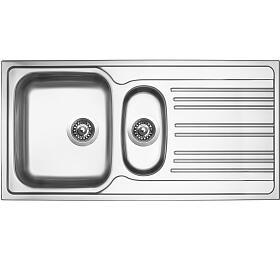 Sinks STAR 1000.1 V 0,6mm matný - Sinks