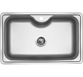 Sinks BIGGER 800 V 0,8mm matný - Sinks