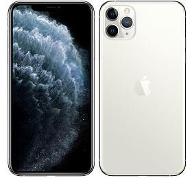Mobilní telefon Apple iPhone 11 Pro Max 512GB (MWHP2CN/A) stříbrný - Apple
