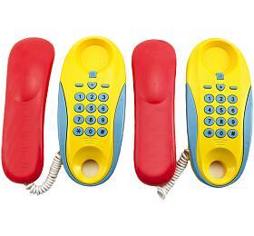 Telefony pokoj - pokoj Teddies - Teddies