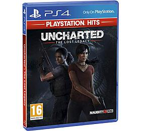 PS4 - Uncharted The Lost Legacy HITS (PS719968306) - Sony