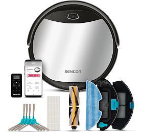 Robotický vysavač Sencor SRV 4250SL - Sencor