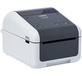 Brother TD-4520DN (tiskárna štítků, 203 dpi, max šířka 108 mm), USB, RS232C, LAN (TD4520DNXX1) - Brother