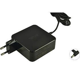 Asus (ADP-65DW) AC Adapter 19V 65W (EU Plug) 4.0 *1.35 (0A001-00045900) - 2-Power