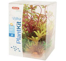 Rostliny akvarijní WIHA 4 sada Zolux - ZOLUX