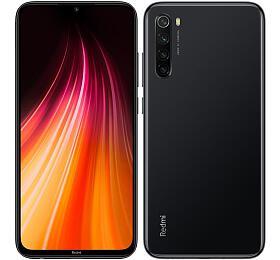 Mobilní telefon Xiaomi Redmi Note 8 4GB/64GB, Space black - Xiaomi