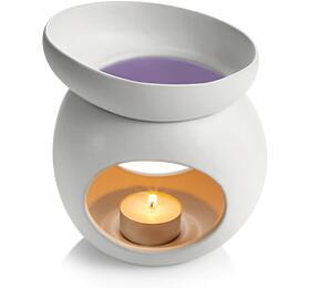Aromalampa pro vonný vosk Tescoma FANCY HOME Stones, bílá - Tescoma