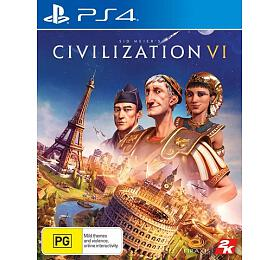 PS4 - Sid Meier's Civilization VI - TAKE 2