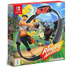 Nintendo SWITCH Ring Fit Adventure - Nintendo