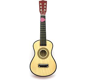 Dětská kytara TEDDIES BINO - Teddies