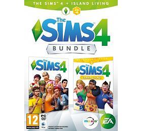 PC - The Sims 4 + Život na ostrově - bundle - ELECTRONIC ARTS