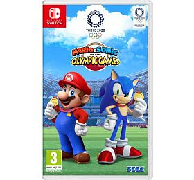 SWITCH Mario & Sonic at the Tokyo Olymp. Game 2020 (NSS433) - Nintendo