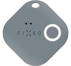 Lokátor FIXED Smile Motion, šedý - FIXED
