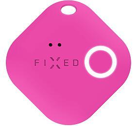 Lokátor FIXED Smile Motion, růžový - FIXED