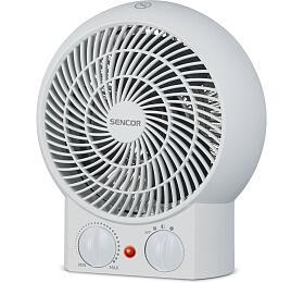 Teplovzdušný ventilátor Sencor SFH 7020WH - Sencor