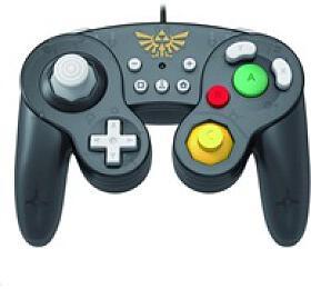 SWITCH GameCube Style BattlePad - Legend of Zelda (NSP273) - Nintendo