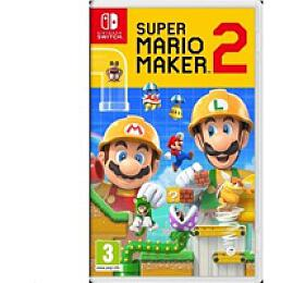 SWITCH Super Mario Maker 2 (NSS669) - Nintendo