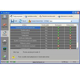 TouchScan v češtině na CD - ELM 327 - DIAG SIXTOL - Sixtol