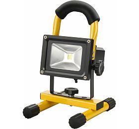 Reflektor LED 10W, nabíjecí, s podstavcem, 10W, 800lm, denní světlo, IP65, Li-ion EXTOL-LIGHT - EXTOL