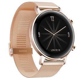 Chytré hodinky Huawei Watch GT 2 Rose Gold (Diana-B19B) - HUAWEI