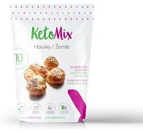 KetoMix Proteinové houstičky 300 g (10 porcí) - KetoMix