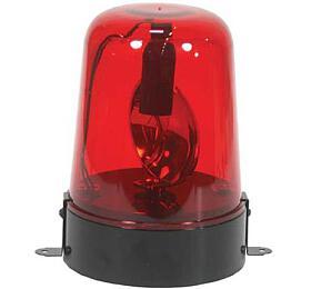 Majáček IBIZA JDL009R-LED červený 12/220V - Ibiza