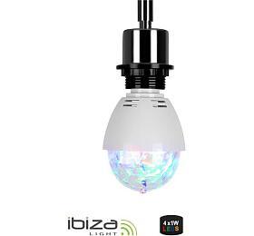 Efekt světelný IBIZA ASTRO-MINI E27 RGBA - Ibiza