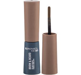 Pudr na obočí Rimmel London For Men, 0,7 ml, odstín 001 Blond - Rimmel London